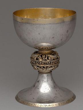 Calice, Frère Bertinus - The Metropolitan Museum of Art, New York