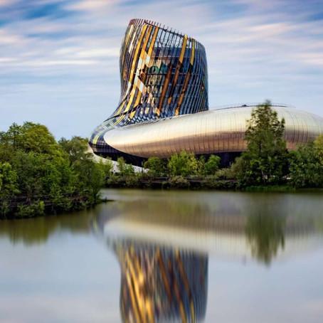 Cité du vin de Bordeaux en 2018
