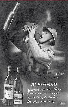 Saint Pinard descendez en nous