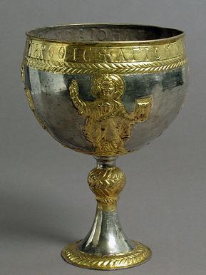 Trésor d'Attarouthi, Calice - The Metropolitan Musum of Art