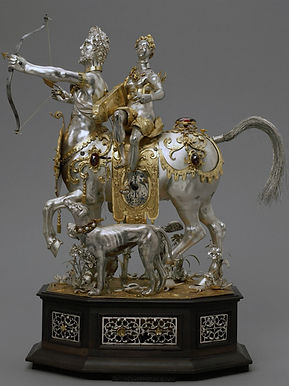 Diane chevauchant un centaure, jeu à boire - Kunsthistorisches Museum, Vienne