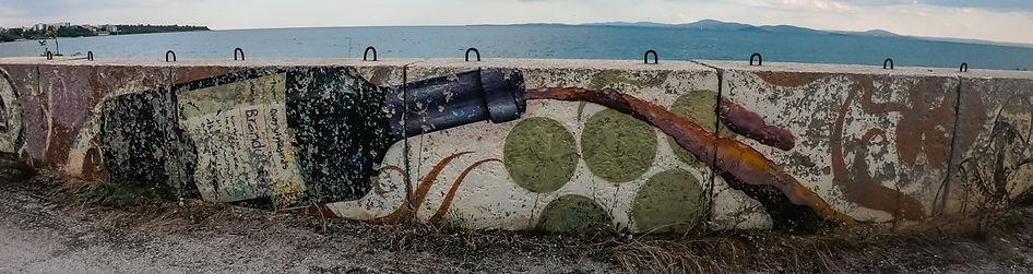 Fête du vin - Pomorié, Bulgarie | Bacchus et le Vin | Graffiti | Street Art | Exposition virtuelle | Le Musée Virtuel du Vin