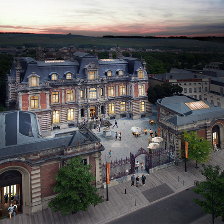 Épernay : nouveau musée en 2019