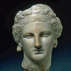 Dionysos, marbre - Museum of Fine Arts, Boston