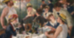 "Virtual Wine Museum: Wine and Art | Painting - Renoir: ""Luncheon of the Boating Party"", 1880/81 - The Phillips Collection, Washington DC"