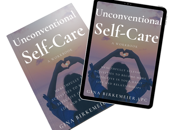 Unconventional Self-Care Ebook (Instant Download)