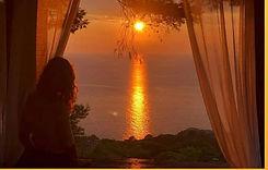 – Cosa prende__– Un tramonto per due, vi