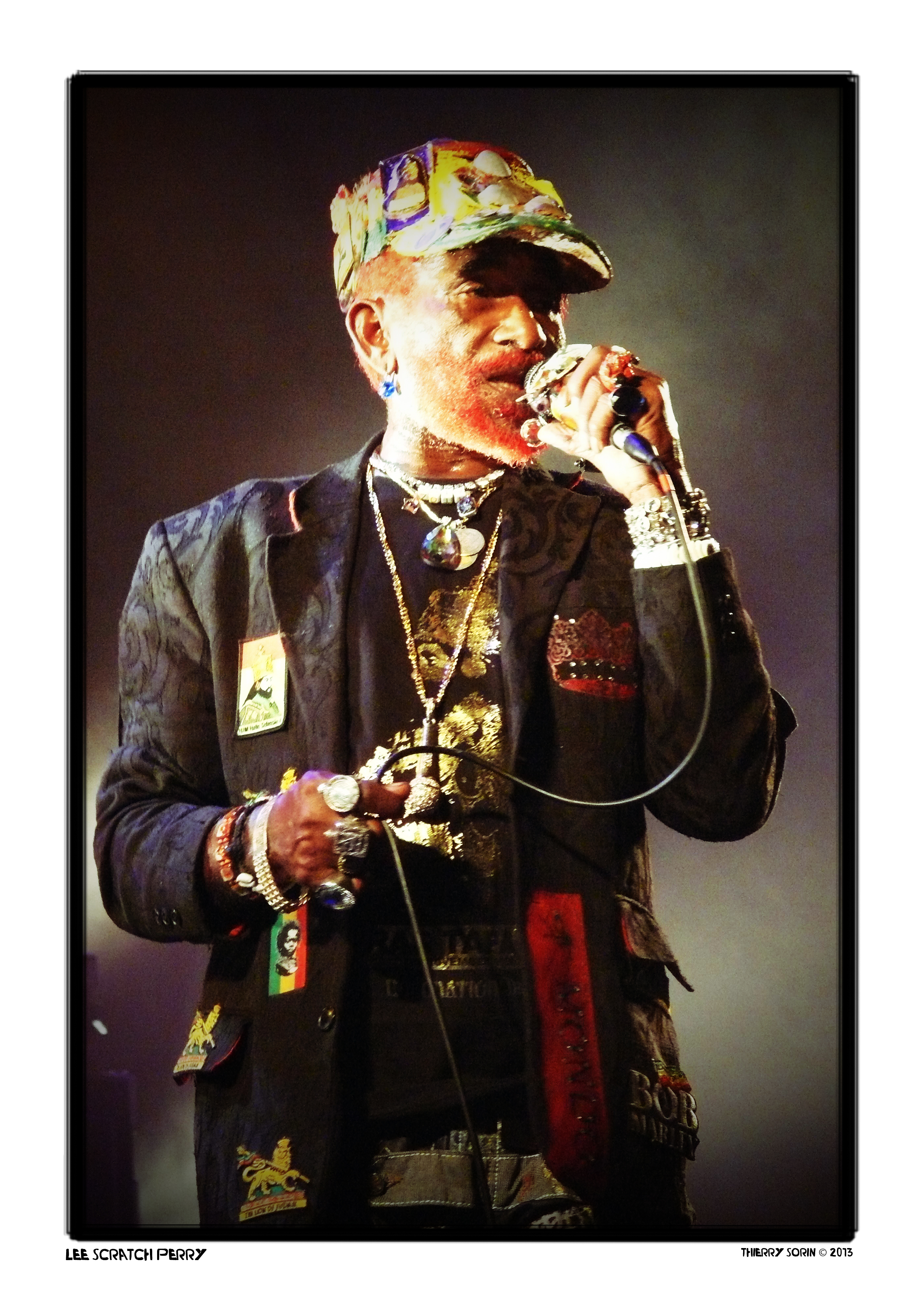 Lee Scratch Perry #01