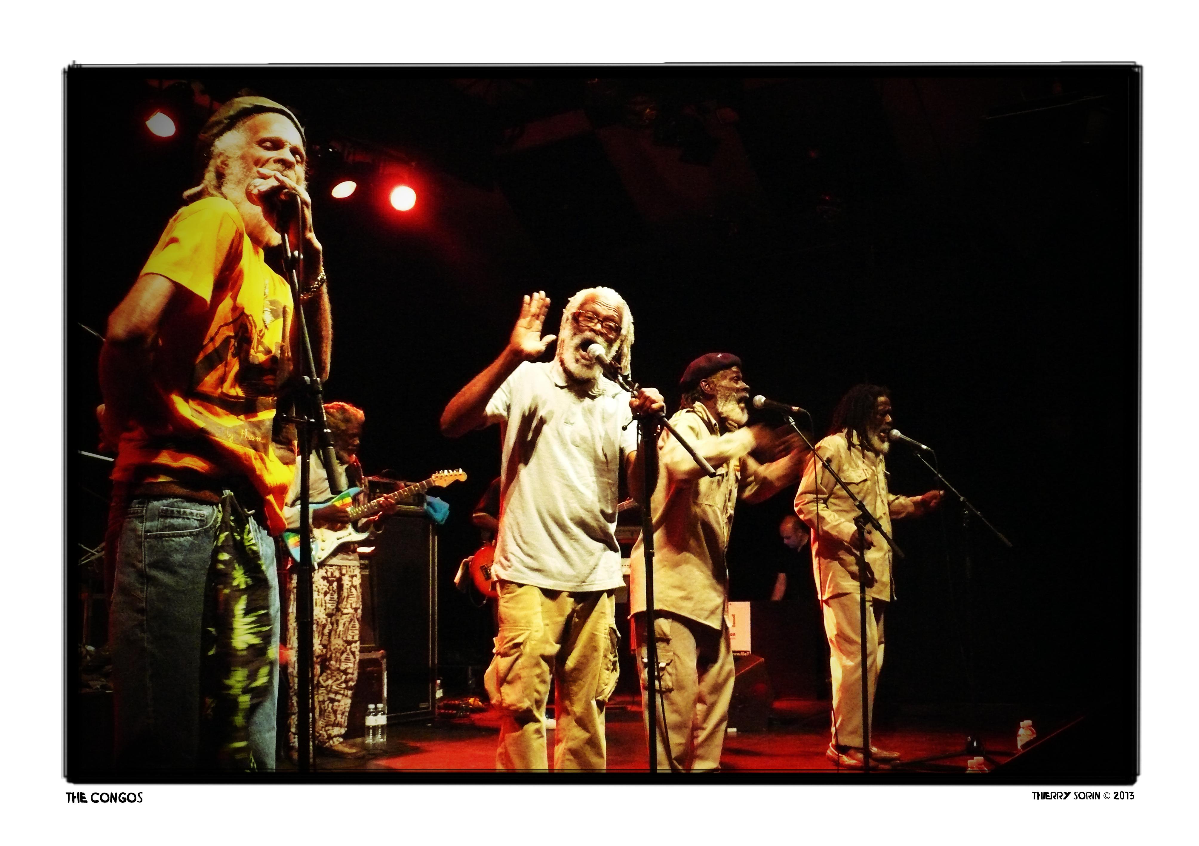 The Congos #01