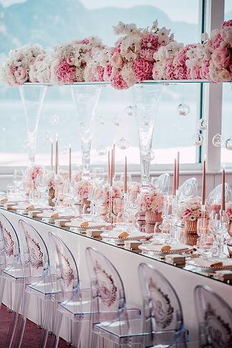 Dekoration und Blumen von W flowers und Wedding & Events GmbH
