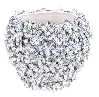 Vase | Topf aus Porzellan (m)