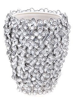 Vase | Topf aus Porzellan (l)