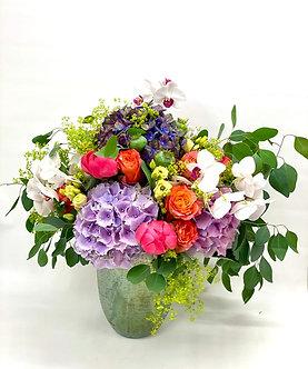 Blumenstrauss ohne Vase
