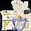 Thumbnail: Bouquet Premium parfumé Lolita Lempicka Parme