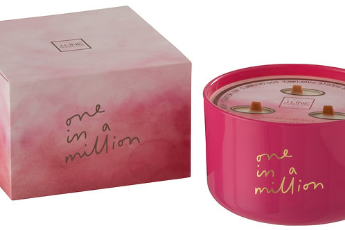 Bougie Parfumée One In A Million Large-50h