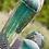 Thumbnail: Presse-Papier Méduse Turquoise L