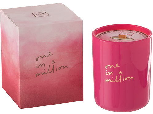 Bougie Parfumee One In A Million Medium-80h
