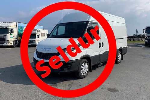 IVECO DAILY 3.5T L3H2 NP (Natural Power)