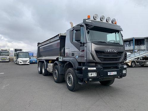 IVECO Trakker AT410T50 8x4x4 árg.2019, ekin 94.þús km