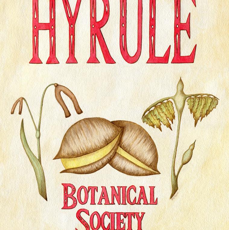 Hyrule Botanical Society