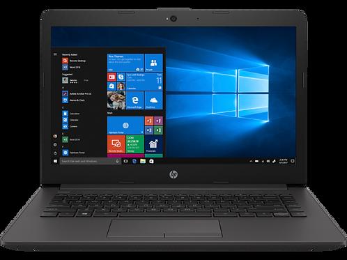 "Laptop Hp 240 G7 I3-1005g1 4gb 500gb 14"" W10h"