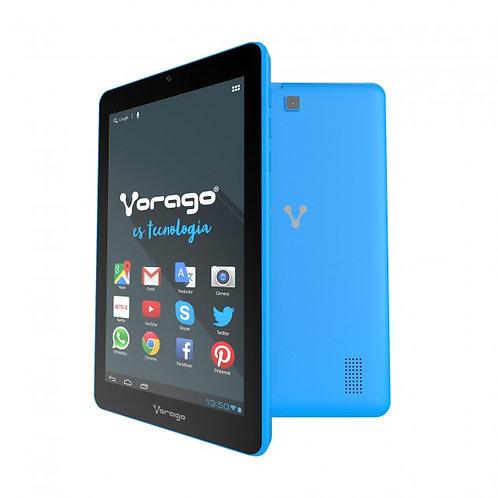 """Tablet Vorago Pad-7-v4 7""""Android 8.1 Quadcore 1gb 8gb Dualcam Negro"""