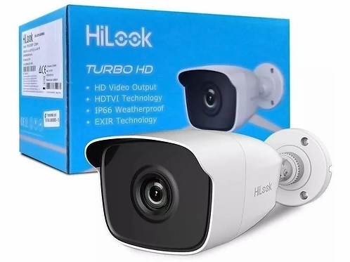 Camara Hikvision Bala Thd 1mp / Metal / 2.8 Mm / Ir Exir 20 Mts