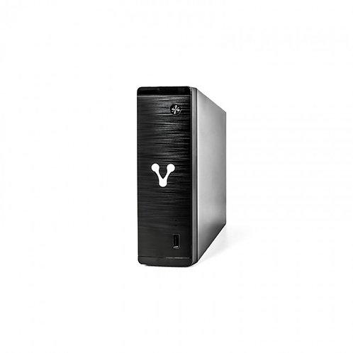Desktop Vorago Nanoitx Celeron J3060 4gb 500gb Nodvd Endless