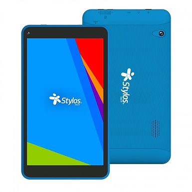 "Tablet Stylos Taris Azul 7"" Quadcore,8gb,1gbram Android 8.1"