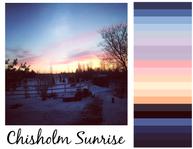 Chisholm Sunrise Series
