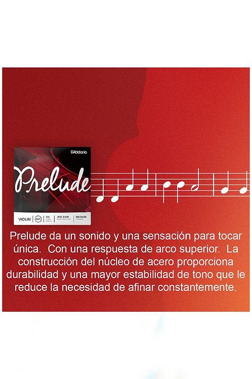 Cuerda PRELUDE D'ADDARIO para Violín 4/4
