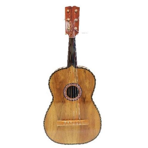 Guitarrón 6 clavijas de madera