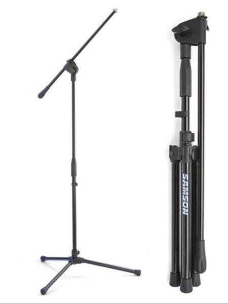 Stand tipo BOOM SAMSON MK10 para Microfono
