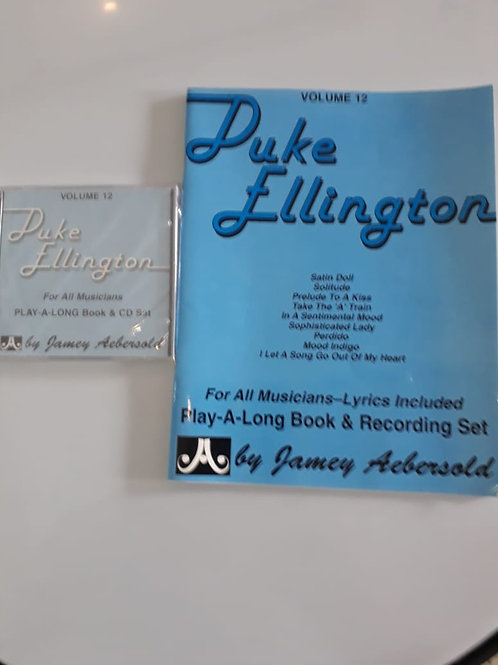 Metodo y disco DUKE ELLINGTON