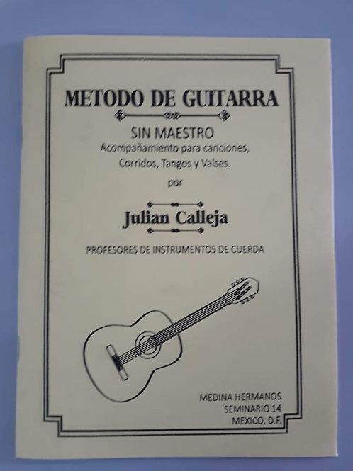 Metodo para Guitarra sin Maestro