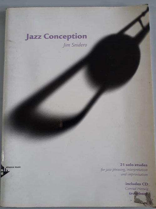 Método y Disco de Música Jazz p/ Trombón