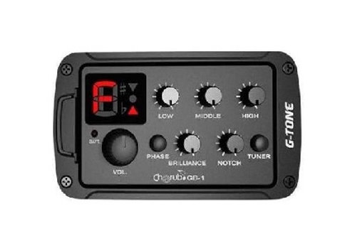 Microfono CHERUB c/ Equalizador y Afinador GB-1
