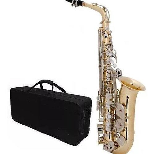 Saxofon Alto Completo LARK