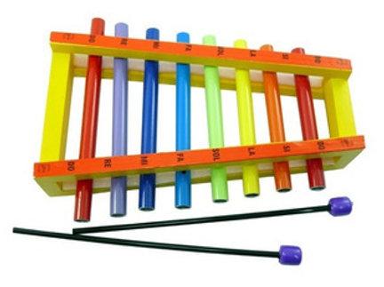 Xilofono POWER Infantil de 8 Tonos