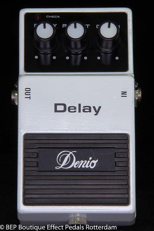 Pedal p/ Guit Elect DENIO Delay