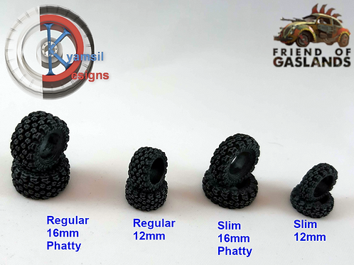 Tyre 07 x4