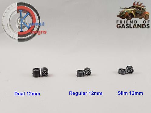 Wheel Rim 01 x4