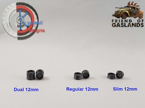 Wheel Rim 12 x4