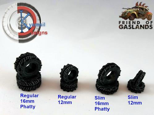 Tyre 06 x4