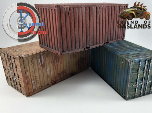 Shipping Container 20' Sets