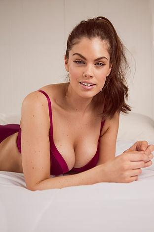 Chloe Marshall of Jag Models