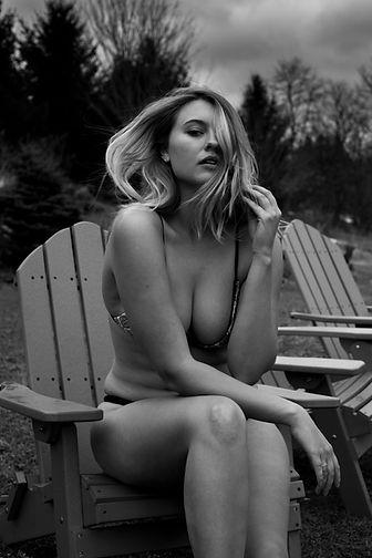 Baillie Riddell of Wilhelmina Models