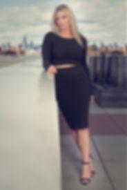 Michelle Olson of IMG Models