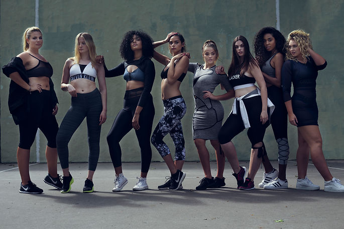 Jag Models for Runway Riot
