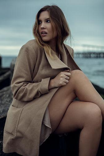 Emily Blom of Jag Models